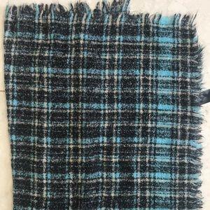 Zara thick blanket scarf